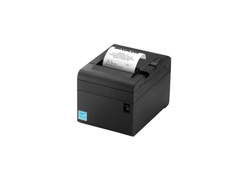 SRP-E302 - Thermo-Bondrucker mit Abschneider, 203dpi, USB, schwarz