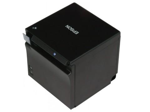 TM-m30F - Bon-Thermodrucker, Fiscal DE Zertifikatslaufzeit 5 Jahre, USB + Ethernet + Bluetooth, schwarz