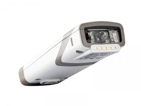 CR2600 - Handflächen-Lesegerät, 2D-Imager, Bluetooth, weiss, KIT inkl. Akku, Lade- und Übertragungsstation und USB-Kabel