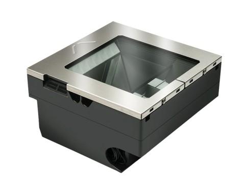 Magellan 3550HSi - 2D-Einbau-Barcodescanner , RS232-Kit mit Digimarc, Sapphire Glas und Standard-Tischbesfestigung