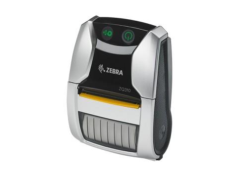 ZQ310 - Mobiler Beleg- und Etikettendrucker, 58mm, max. Druckbreite 48mm, USB + Bluetooth 4.0