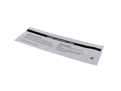 Zenius, Primacy, Edikio und Badgy T-Reinigungskarten, 10 Karten Set