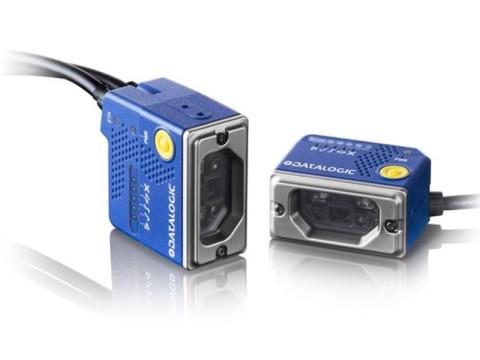 Matrix 120 311-100 - Stationärer 1D-Barcodescanner, 1.2-MP-Sensor, RS232 + USB, Weitwinkel